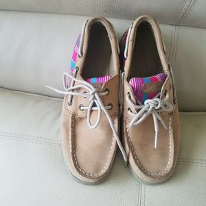 Sperry shoes size 2